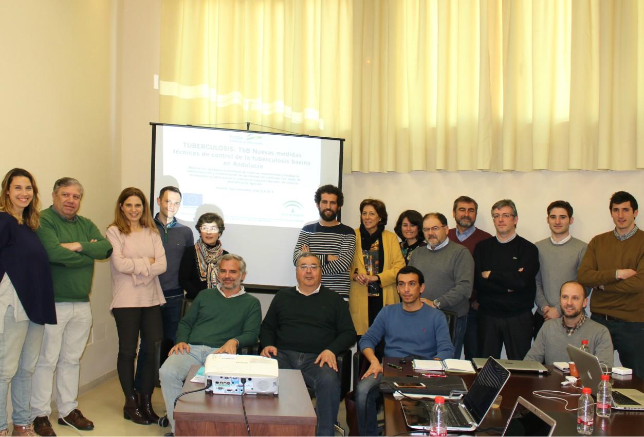 Un proyecto innovador mejorará los mecanismos de control de tuberculosis bovina en Andalucía